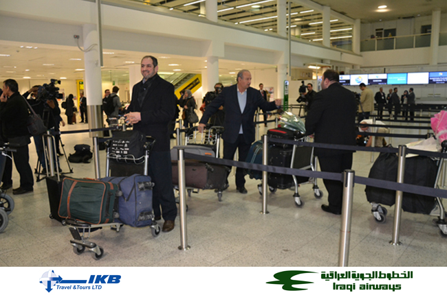 Iraqi Airways -